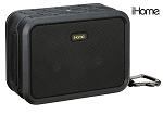 iHome Waterproof Portable Bluetooth Speaker