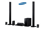 Samsung 1330 Watt 3D Blu-Ray Home Theater System w/ Vacuum Tube App