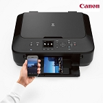 Canon Pixma MG5620 Wireless Inkjet All-in-One Printer, Black