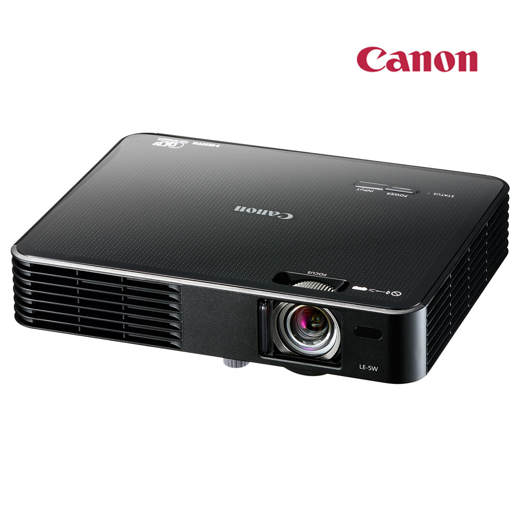 Canon portable multimedia projector for What s the best pocket projector
