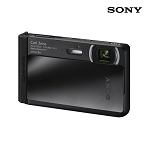 Sony Cyber-Shot 18.2 MP Rugged Digital Camera, Black