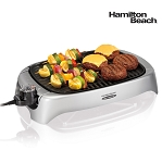 Hamilton Beach 125 Sq. In. Health Smart® Indoor / Outdoor Grill