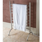 The Best Freestanding Heated Towel Rack