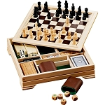 7-in-1 Desktop Game Set