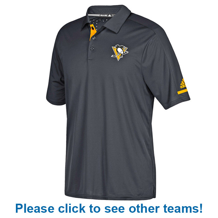 NHL Authentic Pro Locker Room Polo