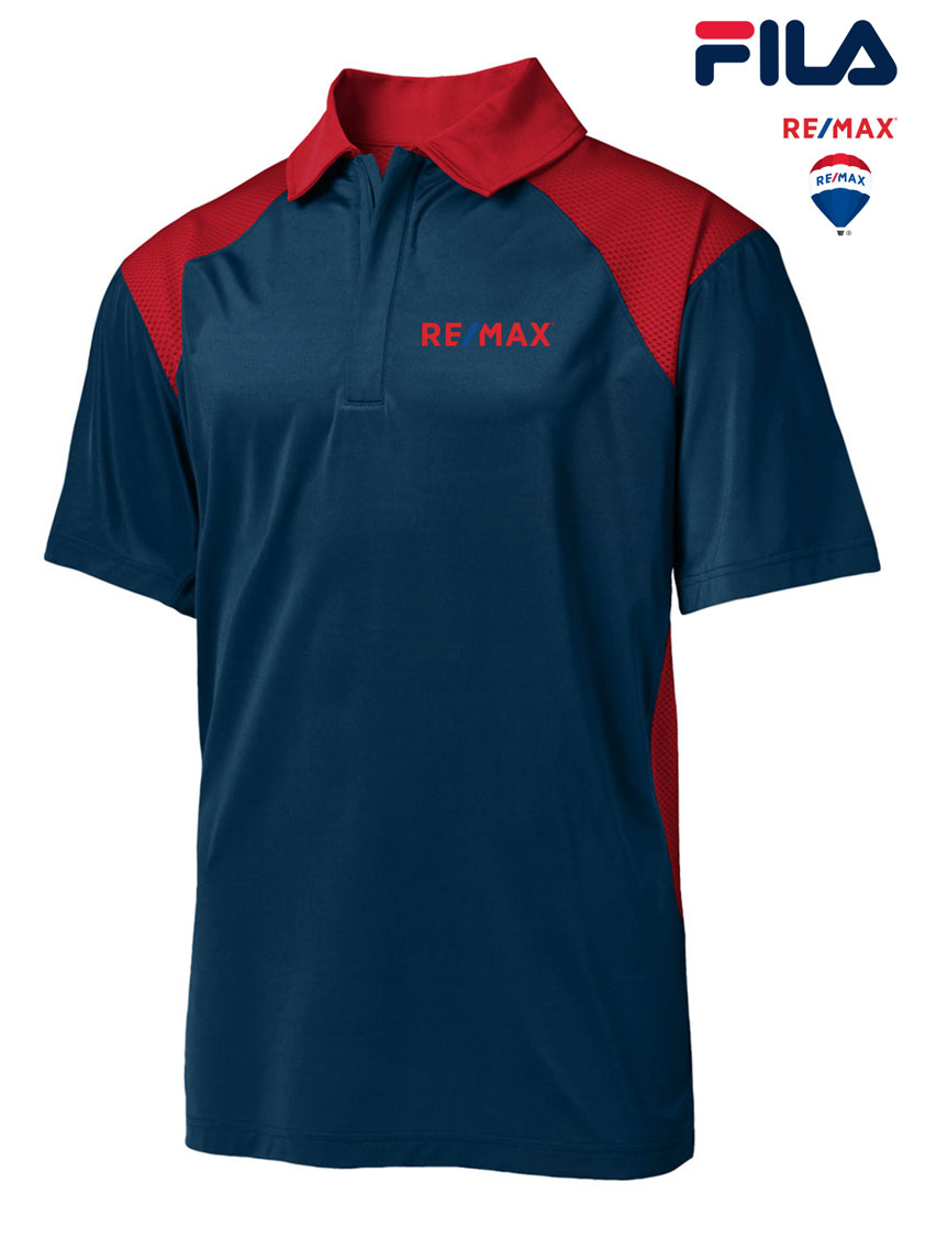 FILA Men's Madrid Polo