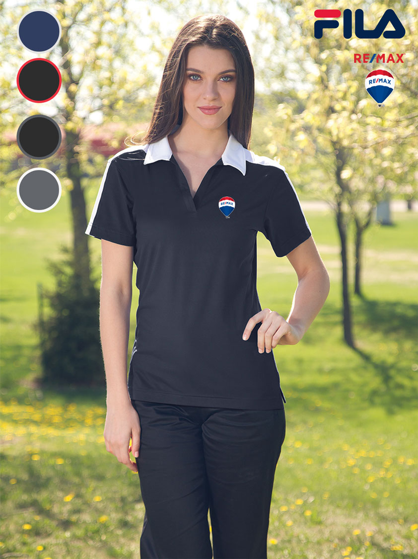 FILA Women's Santa Monica Polo