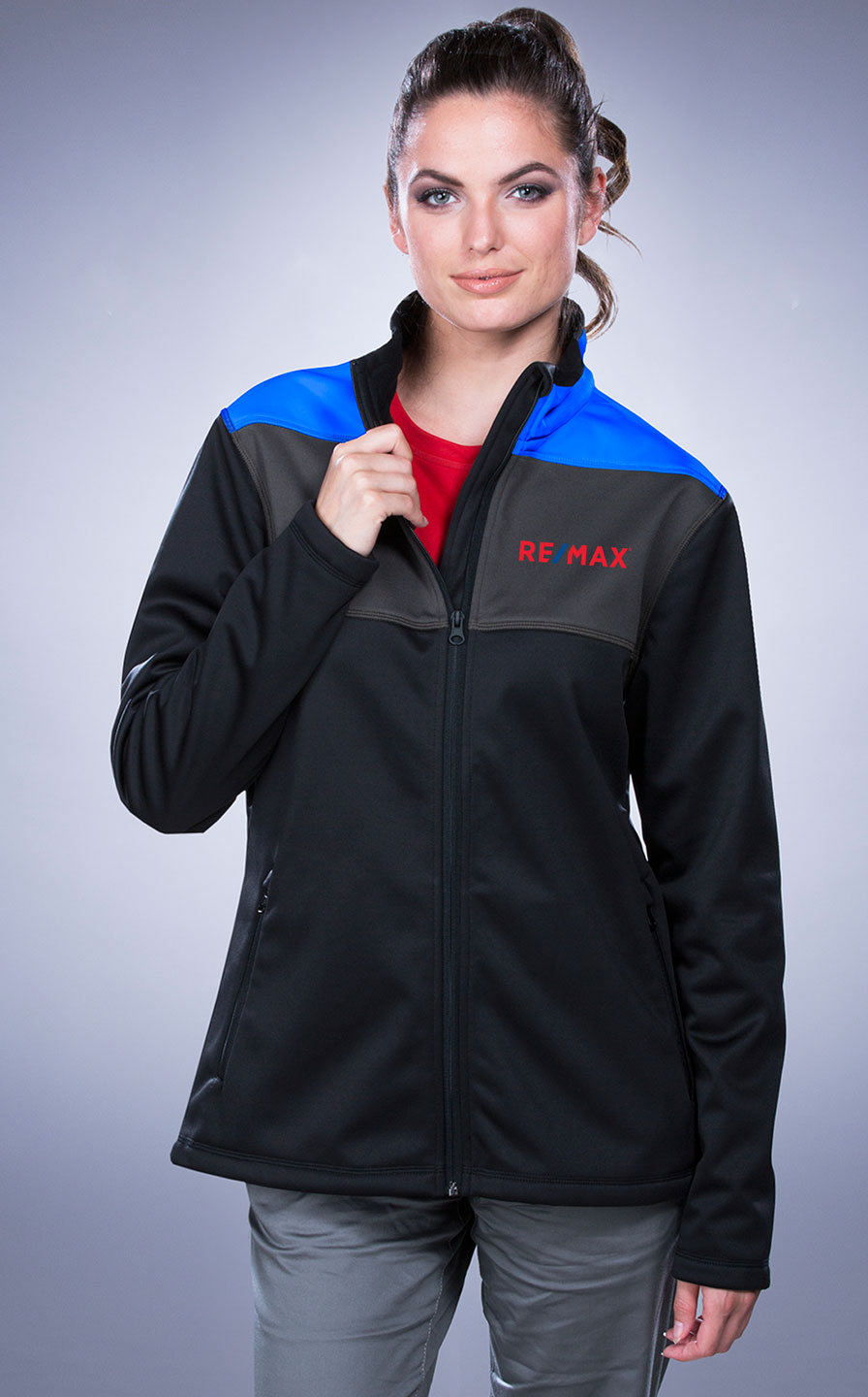 Women's Lightweight Performance Tri-color Jacket