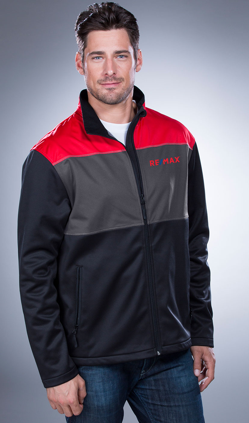 Men's Lightweight Performance Tri-color Jacket
