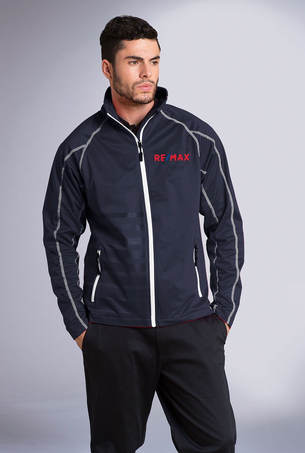 Men's Raglan Sleeve Lightweight Performance Jacket