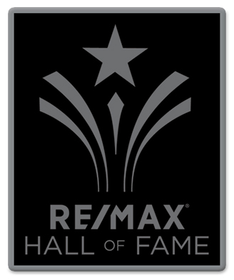 RE/MAX Hall Of Fame Pin - Black