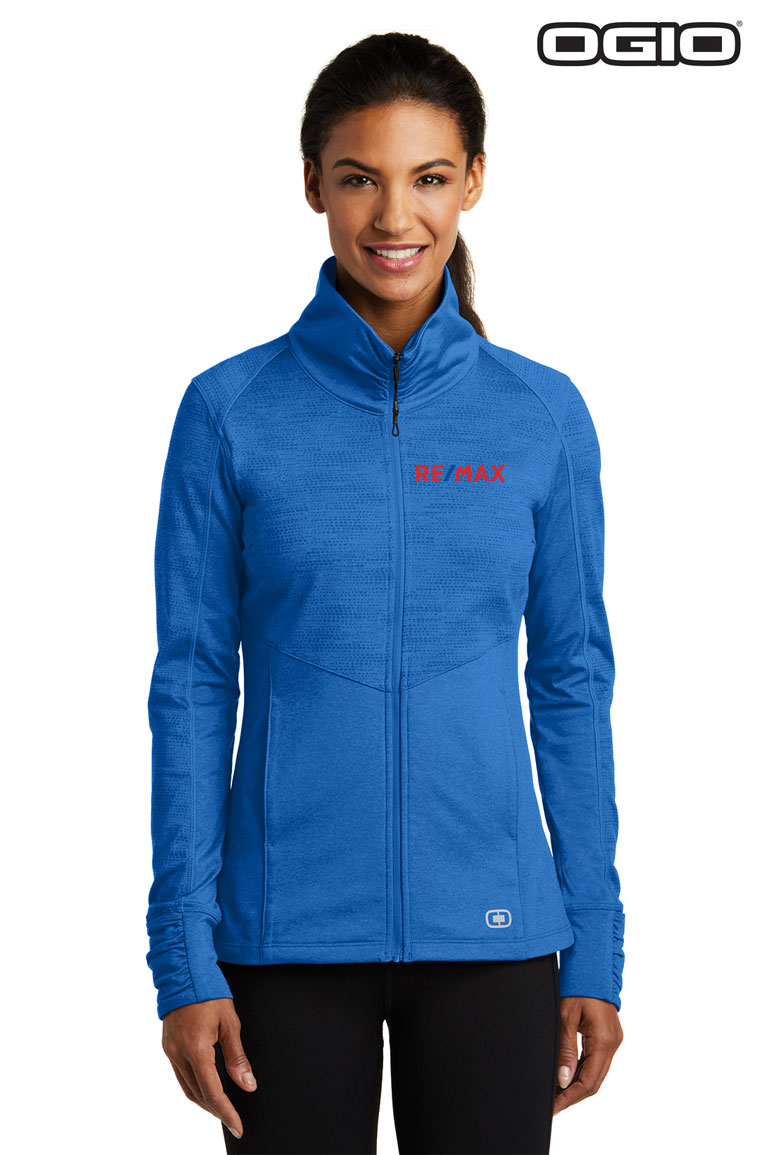 OGIO® ENDURANCE Ladies Sonar Full-Zip