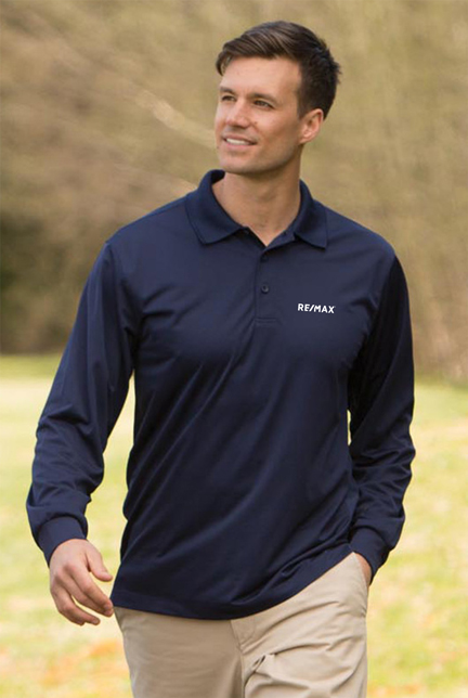 Snag Resisant Long Sleeve Sport Shirt