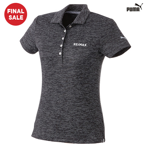 PUMA Ladies' Heather Polo