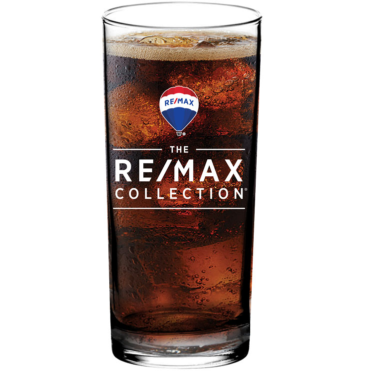 15 oz. Arc Aristocrat Cooler Glasses - RE/MAX Collection