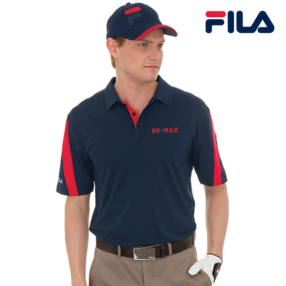 FILA Men's Scottsdale Polo