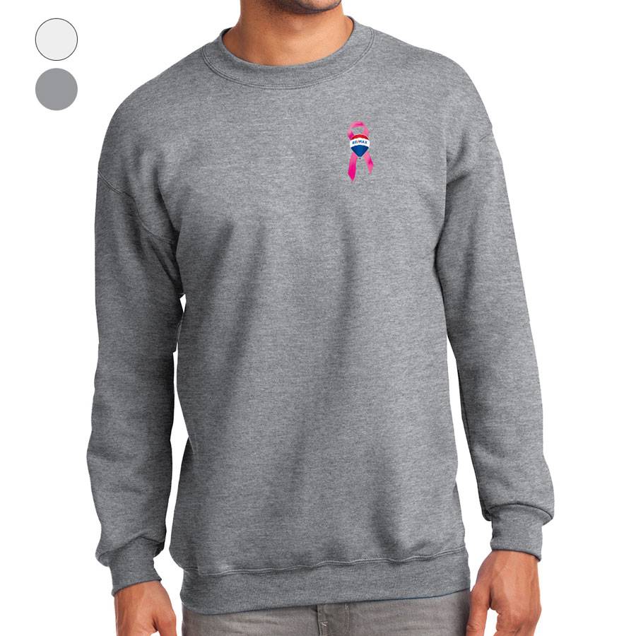 Essential Fleece Crewneck Sweatshirt - Awareness