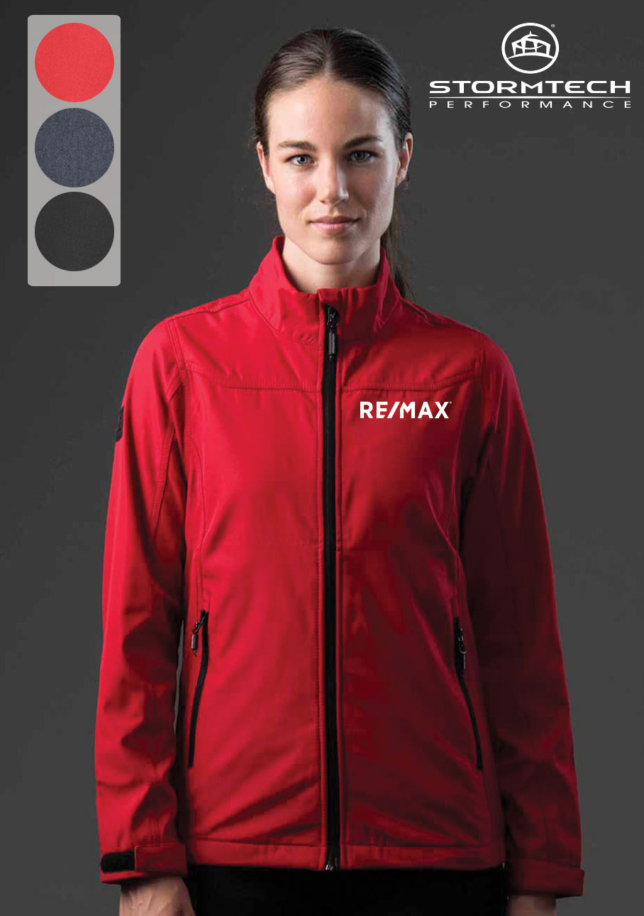 STORMTECH Women's Endurance Softshell Jacket