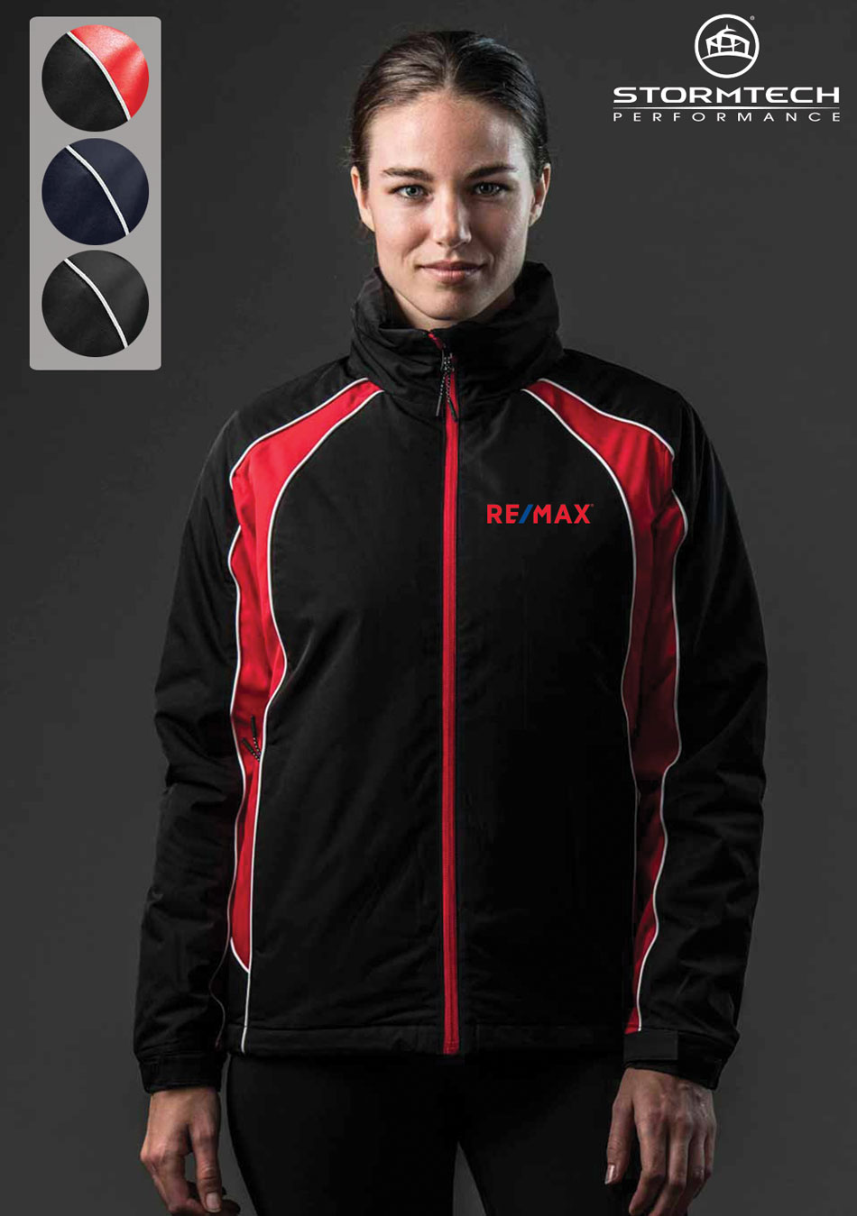 Stormtech Women's Road Warrior Thermal Shell Jacket