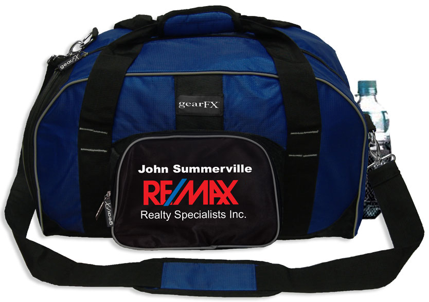 Personalized gearFX Duffle Bag