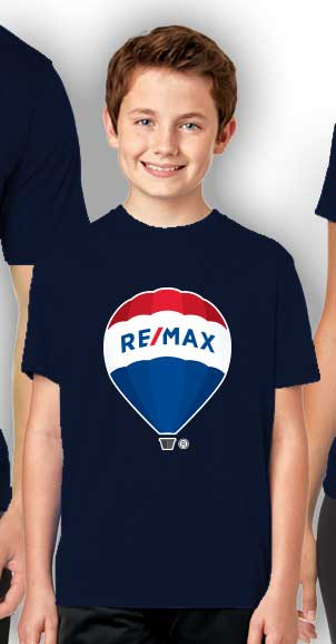 REMAX Balloon Youth Tshirt (Navy)