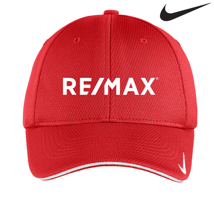 Nike Golf Dri-Fit Cap (Red)