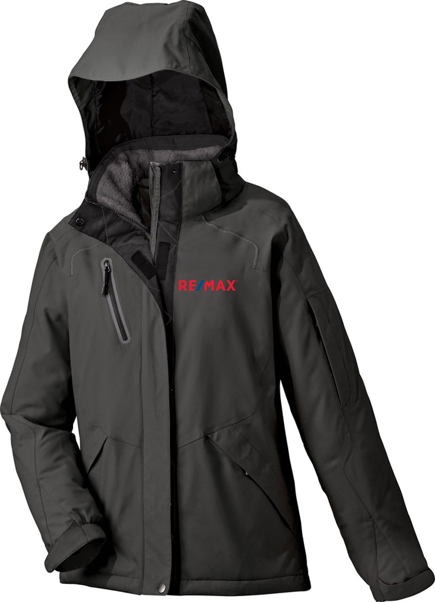 Fleece Lined Seam-Sealed Jacket (Ladies')