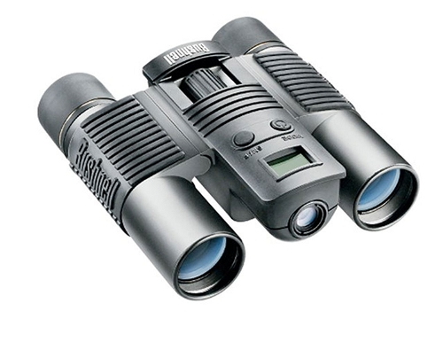 8x21 Binoculars With Vga Camera