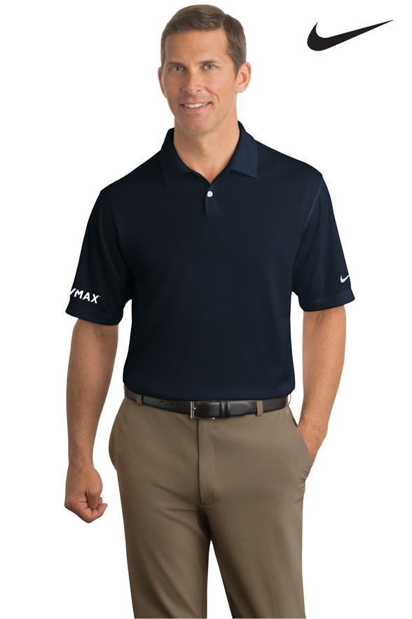Nike Men's Dri-Fit Polo (Navy)