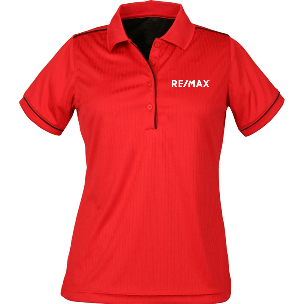 Ladies Stratus Golf Shirt
