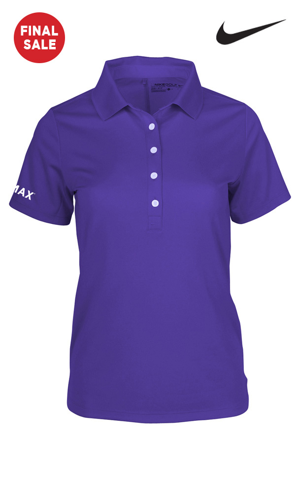 Ladies Nike victory polo