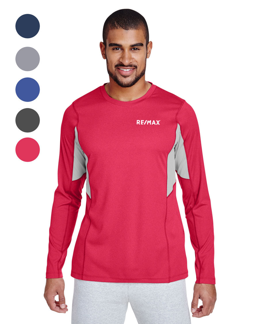 Men's Excel Mélange Interlock Performance Warm-Up