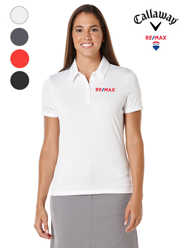 Ladies' Callaway Ventilated Polo