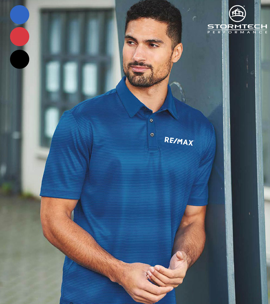Men's Vibe Performance Polo