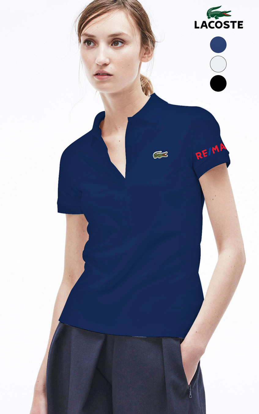Lacoste Women 39 S Slim Fit Stretch Polo