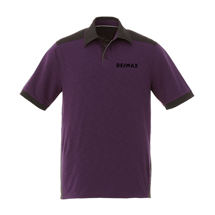 Men's Laramie Short Sleeve Polo