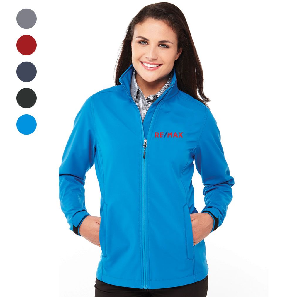 Ladies' MAXSON Softshell Jacket