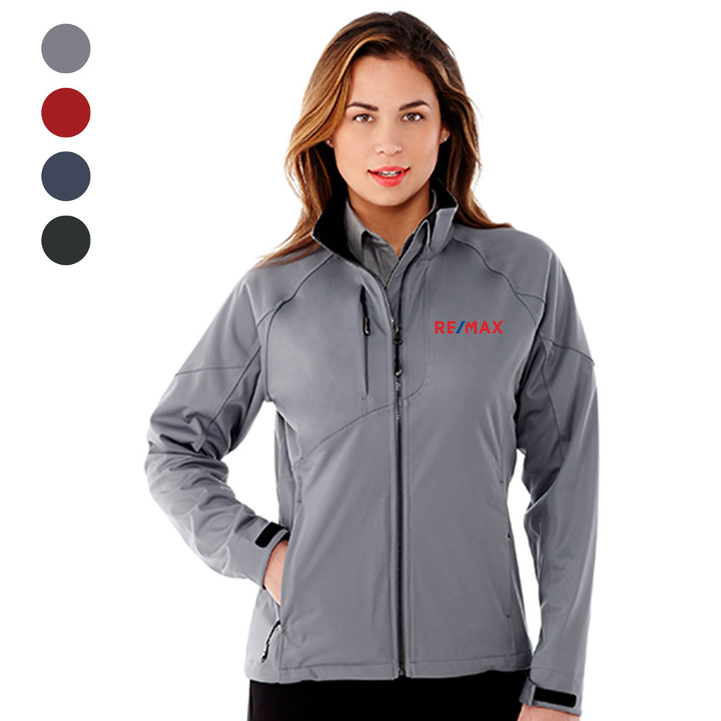 Ladies' TUNARI Softshell Jacket