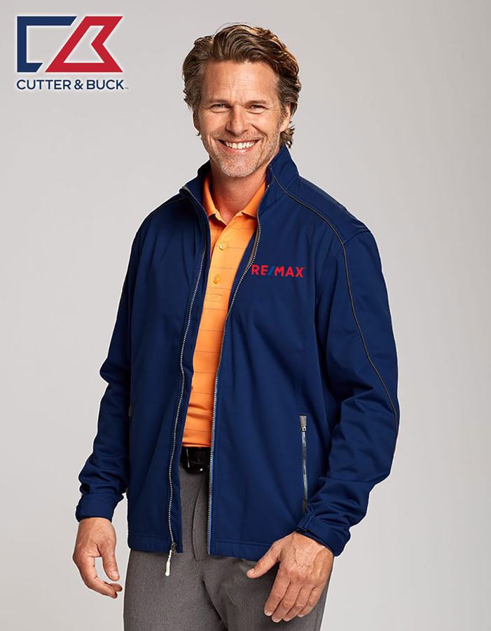 Cutter & Buck Men's CB WeatherTec Opening Day Softshell