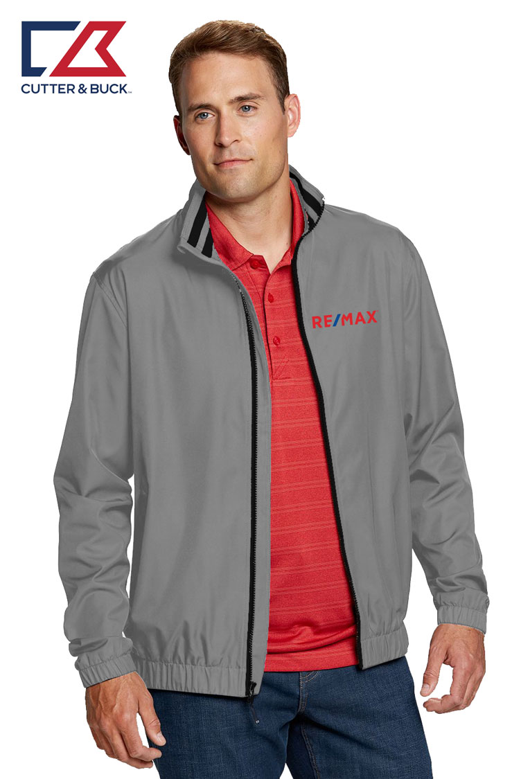 Men's Nine Iron Full Zip Jacket