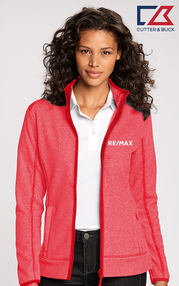 Ladies' Cedar Park Full Zip Jacket