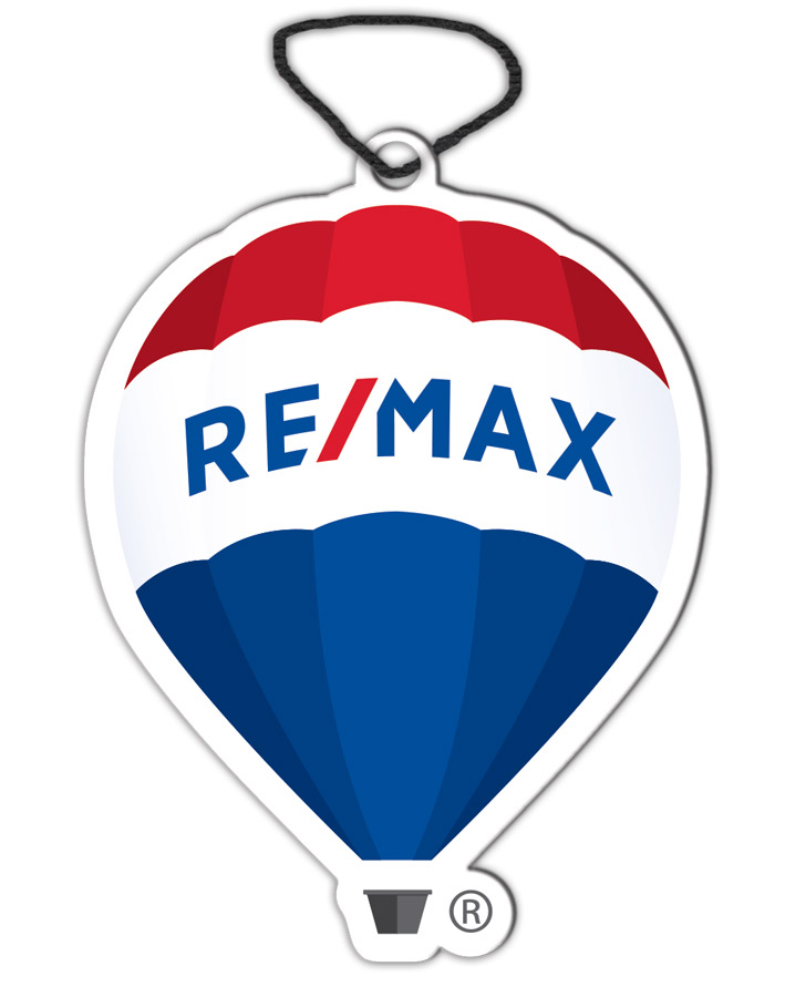 RE/MAX Balloon Air Refreshner