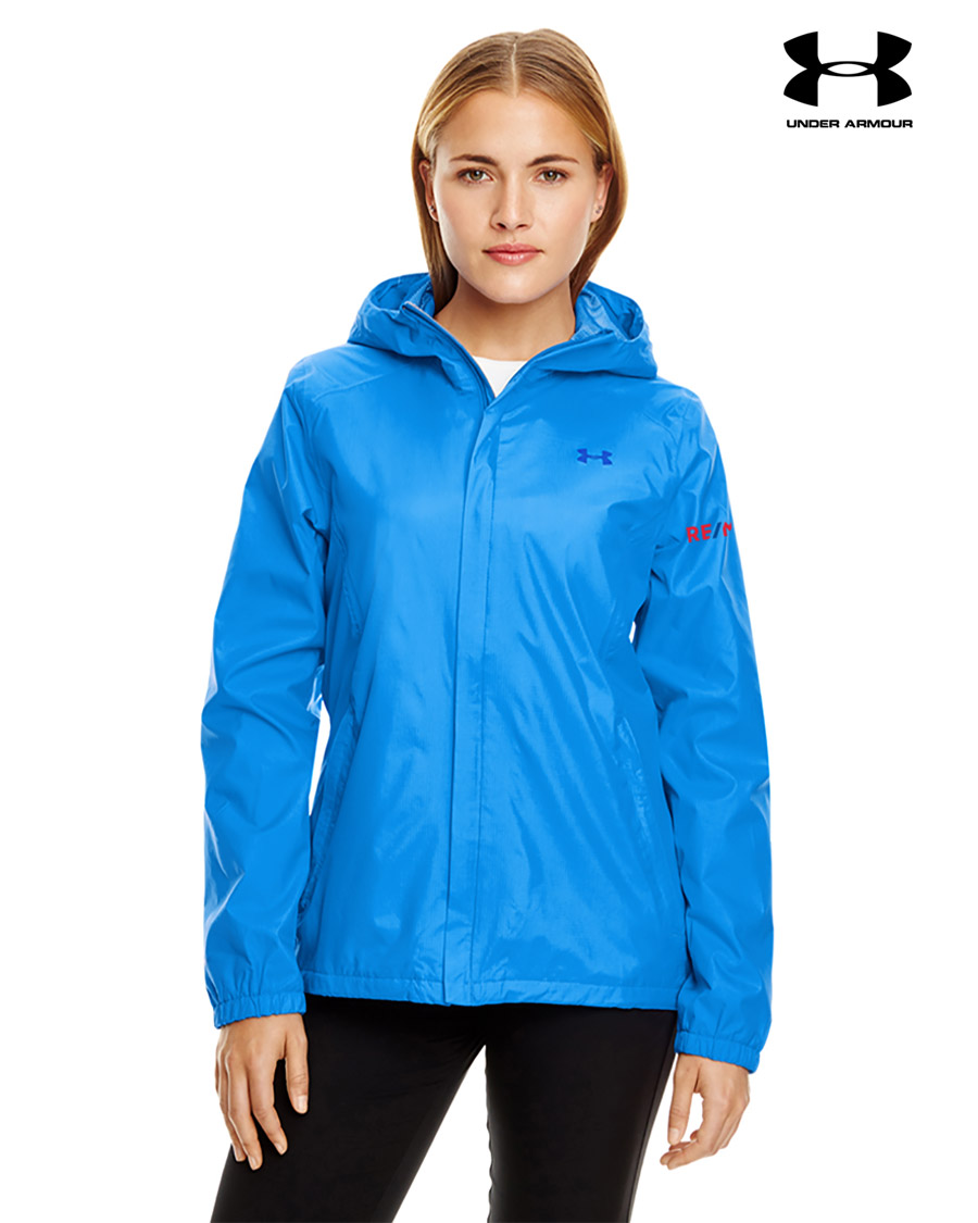 Ladies' UA Bora Rain Jacket