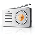 AM/FM Radio With Alarm Clock - Digital Display