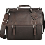 Kenneth Cole¨ Colombian Leather Dowel Compu-Messng