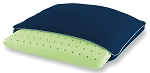 Brookstone Biosense» Memory Foam Travel Pillow