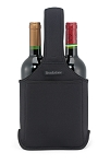 Brookstone Neoprene Wine Caddy
