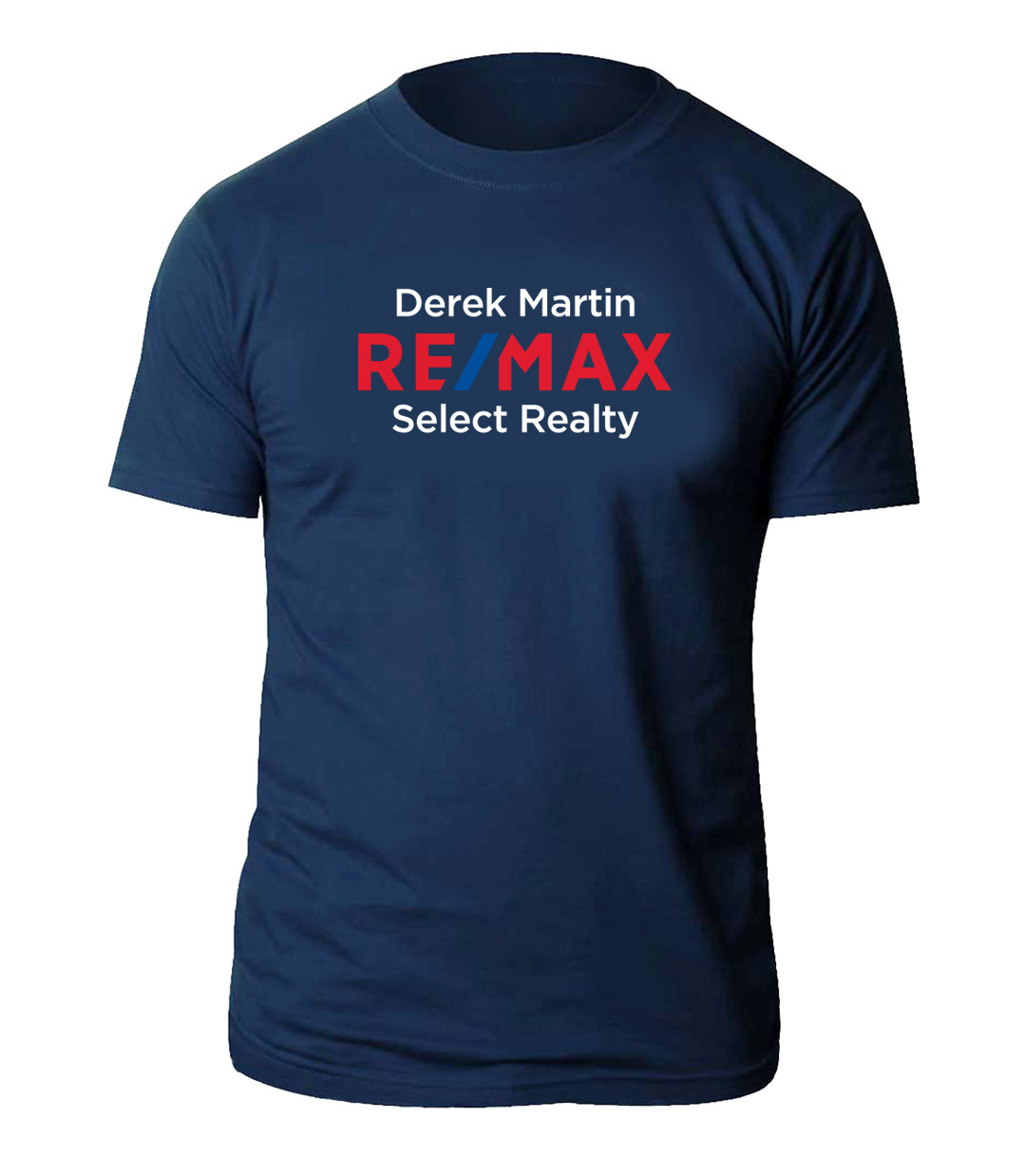 REMAX Tshirt (Navy) - Personalized