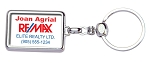 Custom Personlaized Two Sided Keytag - No. 1 RE/MAX