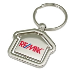 RE/MAX House Keyring
